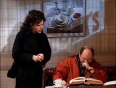 Seinfeld 08x09 : The Abstinence- Seriesaddict