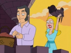 American Dad! 01x23 : Tears of a Clooney- Seriesaddict