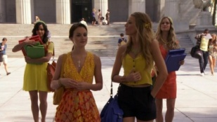 Gossip Girl 04x05 : Goodbye, Columbia- Seriesaddict