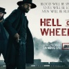 Hell On Wheels Poster Saison #1