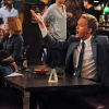 Ted et BarneyHow I Met Your Mother HIMYM #6x#01 #2