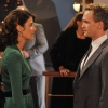 Robin et Barney How I Met Your Mother #7x#10