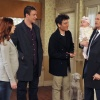 Ted Barney Lily et Robin How I Met Your Mother #7x#11