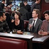Kevin Robin Barney et Ted How I Met Your Mother #7x#14