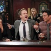 Robin Barney et Ted How I Met Your Mother #7x#14