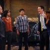 Robin Ted Marshall Lily et Barney How I Met Your Mother #7x#03 #3