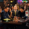 Lily Marshall Nora Barney et Ted How I Met Your Mother #7x#07