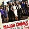 Major Crimes Poster Saison 2