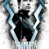 Inhumans Poster Saison#1 Black Bolt