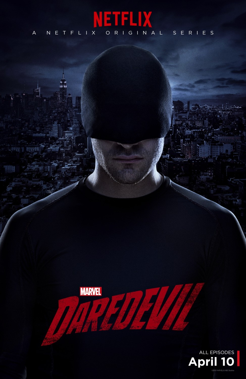 Les séries Marvel Made in Netflix Daredevil-Poster-Saison1-6