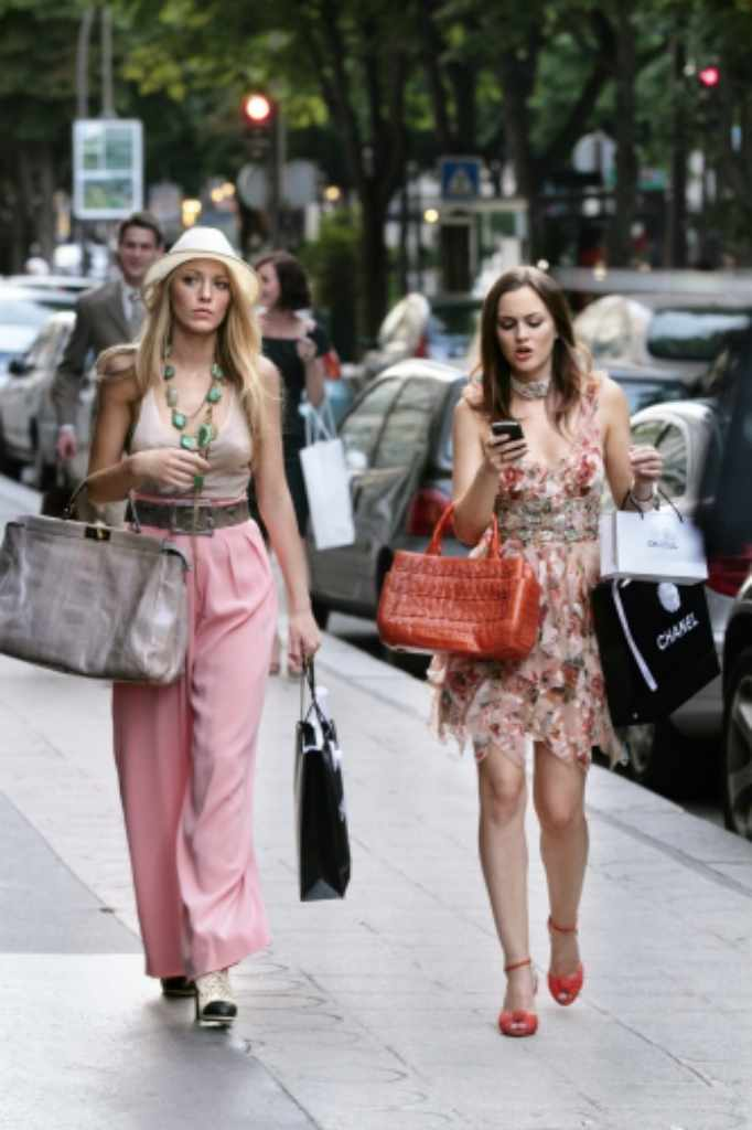 Gossip Girl Belles De Jour Fashion