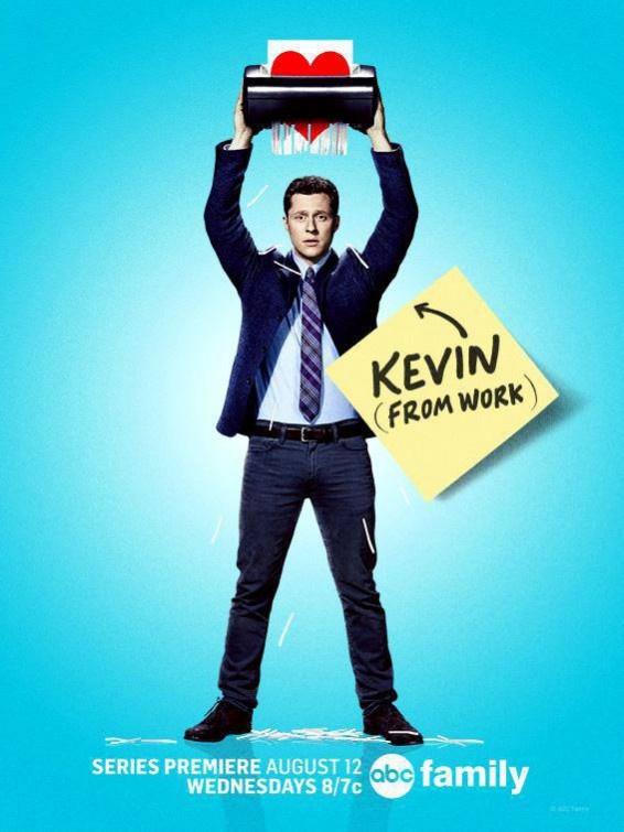 Kevin From Work (2015) saison 1 en vostfr