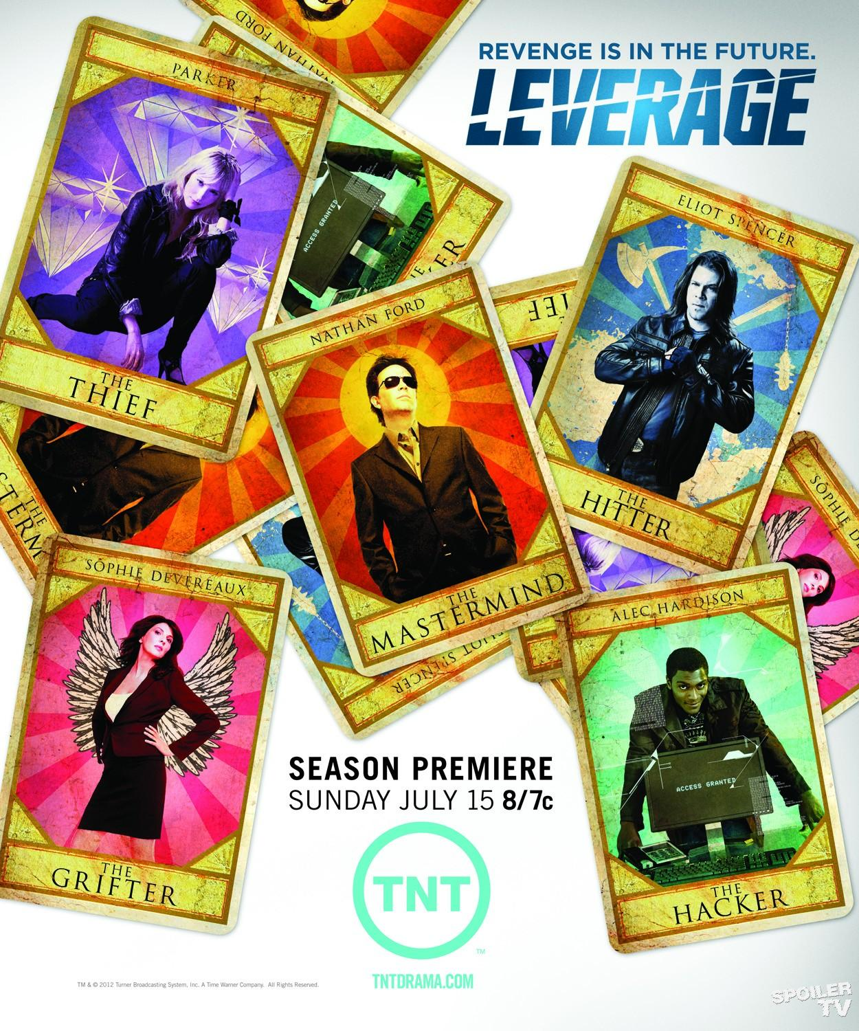 Leverage [Saison 04 FRENCH] [E01 a 14/15] HDTV & DVDRIP & HD