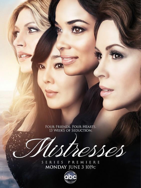 affiche Mistresses (US)