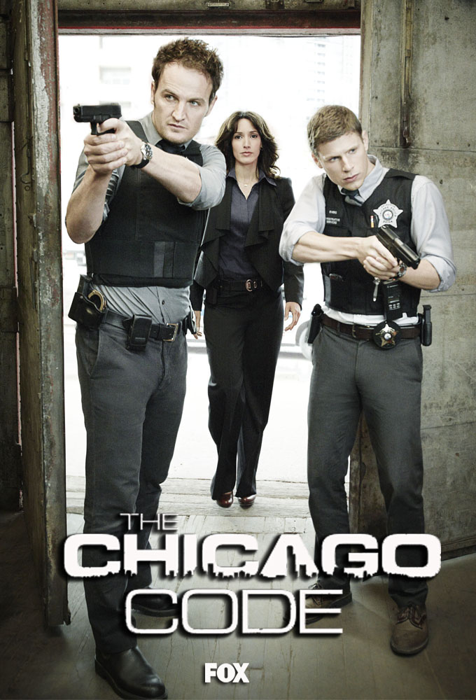 CHICAGO CODE Fotos y posters oficiales The-Chicago-Code-Poster-Saison-1-2