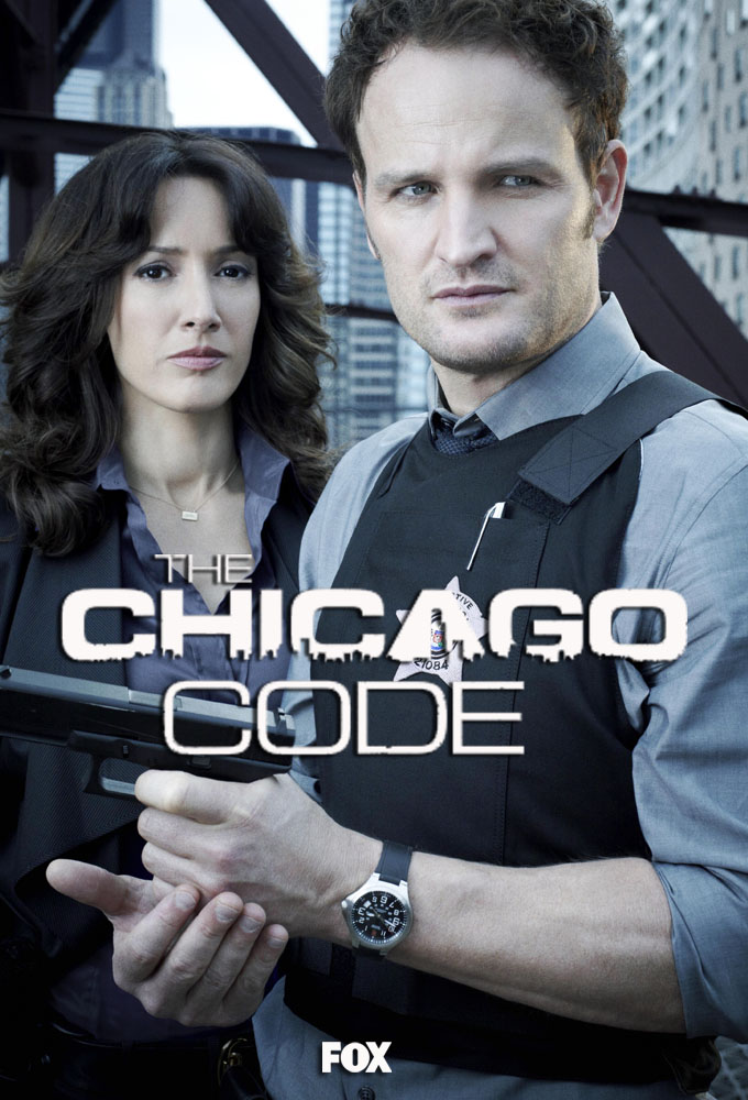 CHICAGO CODE Fotos y posters oficiales The-Chicago-Code-Poster-Saison-1