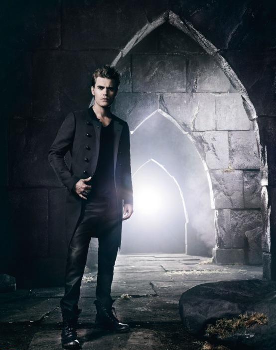 Pictures of Paul Wesley Vampire Diaries Season 5 - #rock-cafe
