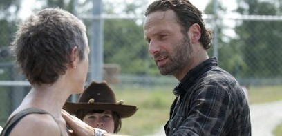 The Walking Dead : le retour de la saison 3