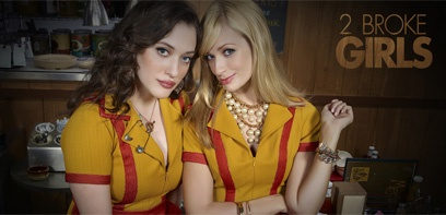 Le quiz série du mardi : 2 Broke Girls