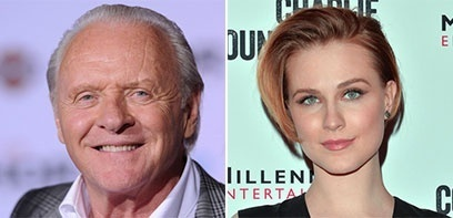Anthony Hopkins et Evan Rachel Wood partent à l'aventure dans Westworld