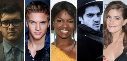 Glee saison 6 : de nouveaux venus au casting