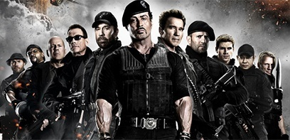 FOX va adapter The Expendables à la télé