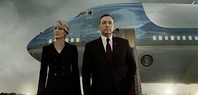 Une saison 4 pour House of Cards