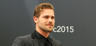 Monte-Carlo 2015 : interview de Grey Damon (Aquarius)
