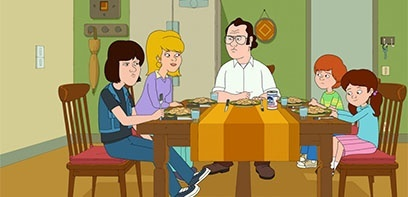 Une saison 2 pour F is for Family