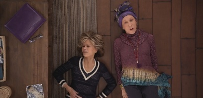 Un trailer pour la saison 3 de Grace and Frankie