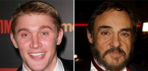 Once Upon a Time caste Tyler Jacob Moore et John Rhys-Davies