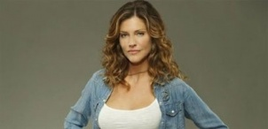 Tricia Helfer avocate pour Suits