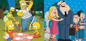 Battle SeriesAddict - 11 : The Simpsons VS American Dad !
