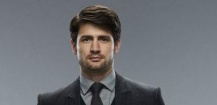 James Lafferty U.S. Marshal pour Underground