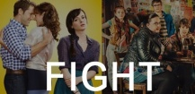 Battle SeriesAddict - Dramédie : Awkward. VS My Mad Fat Diary