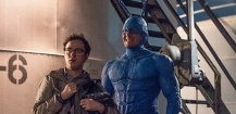 Amazon commande I Love Dick, The Tick et Jean-Claude Van Johnson