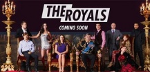 Un trailer pour la série The Royals
