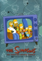 The Simpsons saison 2 - Seriesaddict