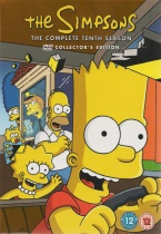 The Simpsons saison 10 - Seriesaddict
