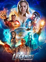 Legends of Tomorrow- Seriesaddict