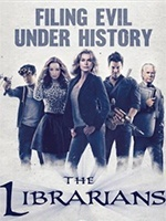 The Librarians- Seriesaddict