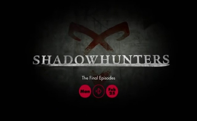 Shadowhunters - Promo Series Finale