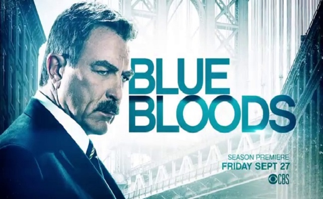 Blue Bloods - Promo 10x10