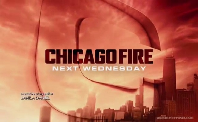 Chicago Fire - Promo 8x20