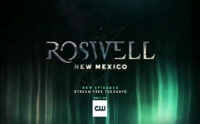 Roswell, New Mexico - Promo 2x11