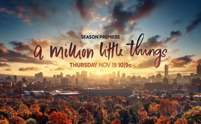 A Million Little Things - Teaser Saison 3