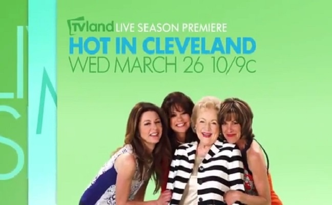 Hot in Cleveland saison 5 en vostfr