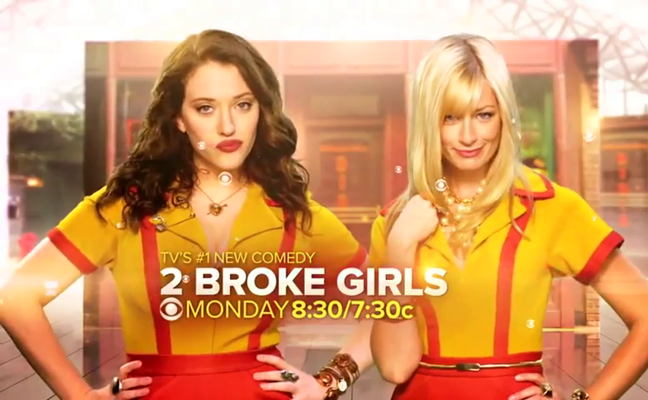2 Broke Girls saison 1 en français