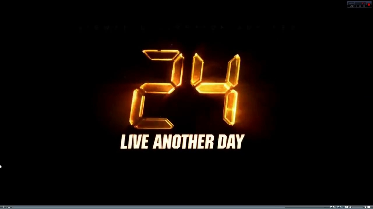 24 Live Another Day - Promo 9x08  ''6-00 PM - 7-00 PM''