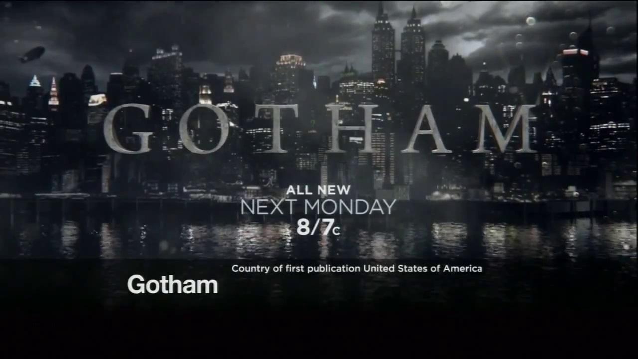 Gotham coupons
